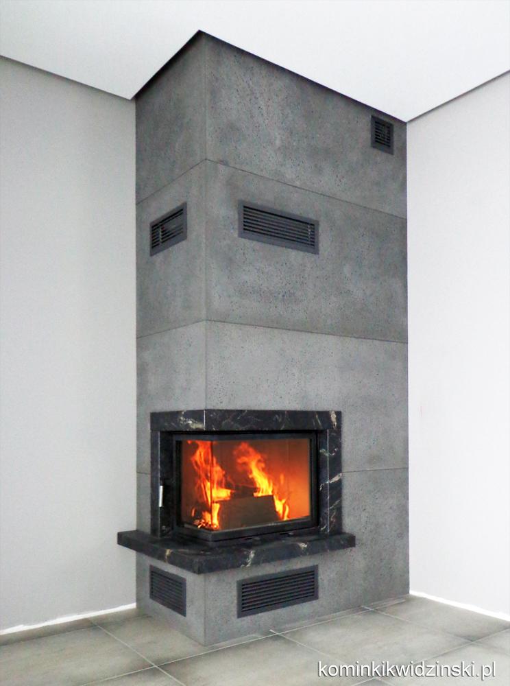Kominek nowoczesny - 625